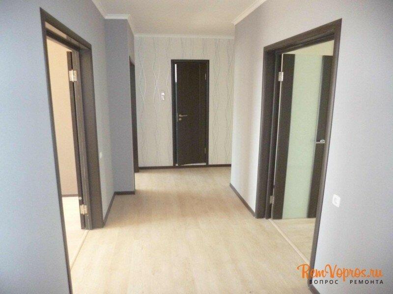 Ремонт квартир в новостройке, под ключ, цена в СПб
