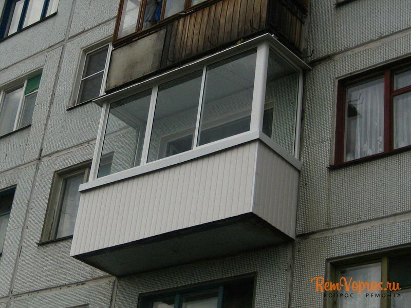 Отделка и ремонт балконов и лоджий во владимире и области по.