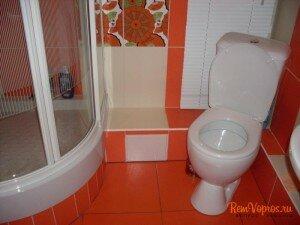 ремонт ванной комнаты под ключ цена фото